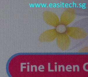 Fine Linen Card 220gsm
