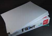 letterhead printing woodfree